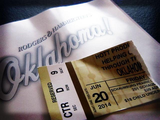Oklahoma by HOTT Productions